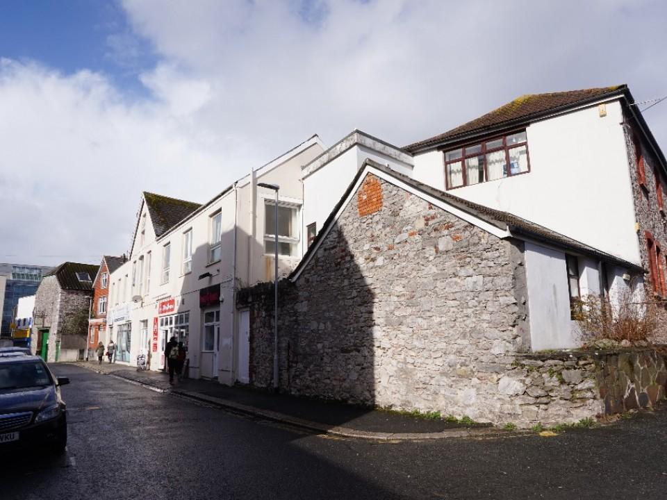 Gibbon lane, North Hill, Plymouth : Image 1