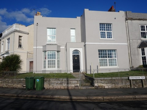 Greenbank Terrace , Plymouth
